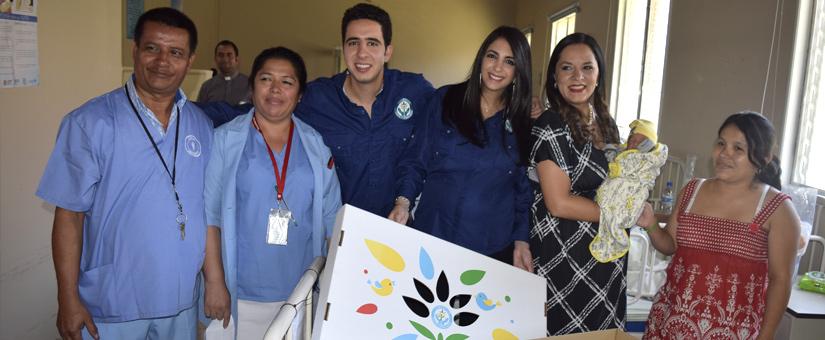 Convenio Cajita de Nena con Hospital San Felipe