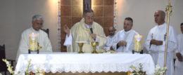 Inaugurado el Templo San Juan Apóstol en colonia Monterrey