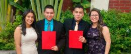 Estudiantes Graduados de Instituto Taular - Fundacion Chito y Nena Kafie