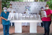 Fundación Kafie dona materiales de bioseguridad a cinco centros asistenciales