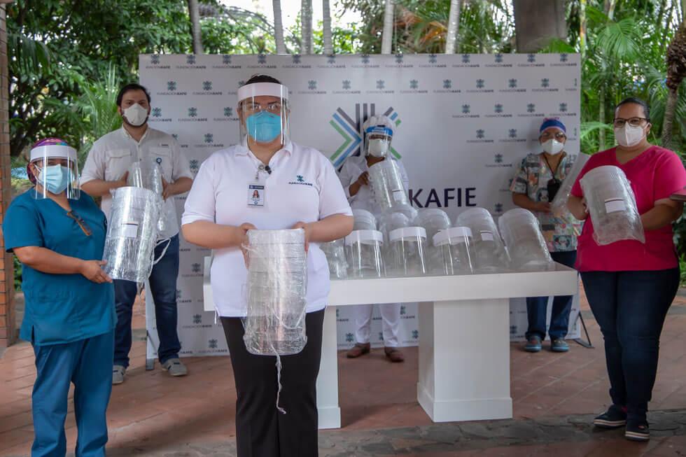 Fundación Kafie se suma a la lucha contra el Covid-19
